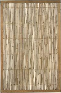 Plus bambus hegn 120x180cm