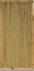 Plus bambus hegn lux 90x180cm