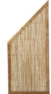 Plus bambus hegn 80x180-100cm