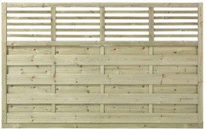 Plus newline hegn med espalier 180x110cm