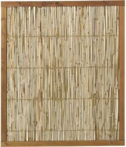 Plus bambus hegn 120x140cm