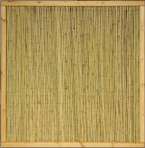 Plus bambus hegn lux 180x180
